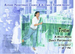 them, dance theater, new york city, live performance