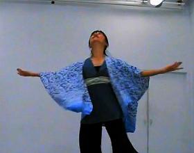 janet aisawa, aidance theater, performer, dance