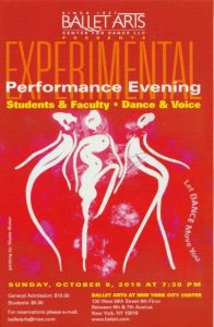 experimental, theater